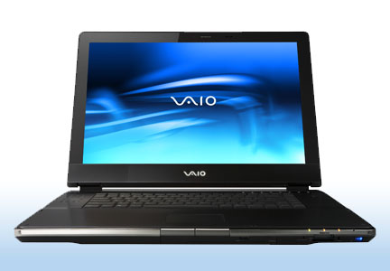 Sony Vaio Notebooks Get An Upgrade, Now with Blu-Ray