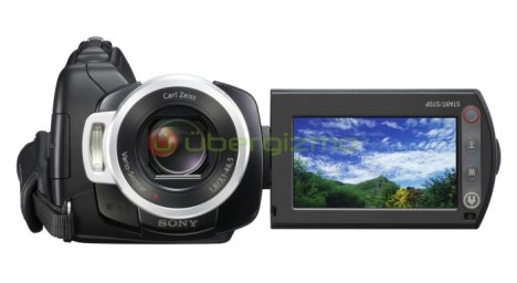 Camescope Sony HDR-SR10