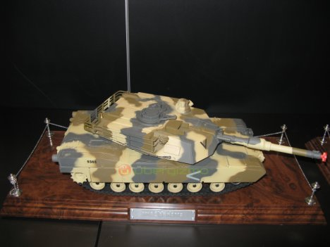 Airsoft Tank to annoy pets (and kids)