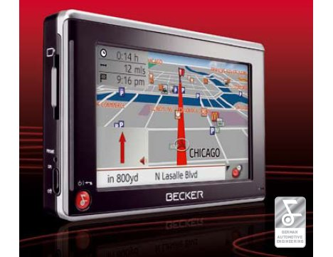 telecharger carte gps becker