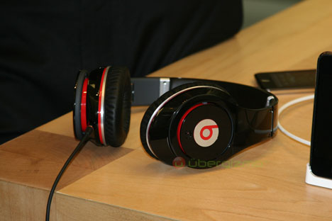 Monster Cables Beats by Dre Headphones Hands-On