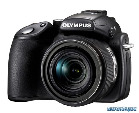 Olympus SP-570 UZ Digital Camera