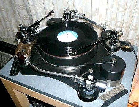 Four-armed Turntable For Dr. Octopus