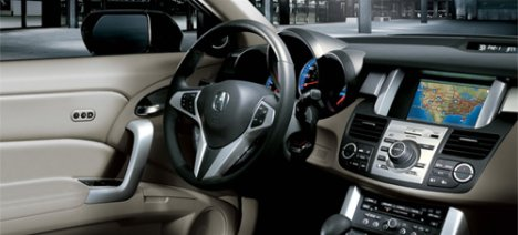 Acura RDX Gets GPS Controlled Temperature Settings
