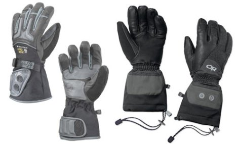 Aevex Gloves Are Self-Heating