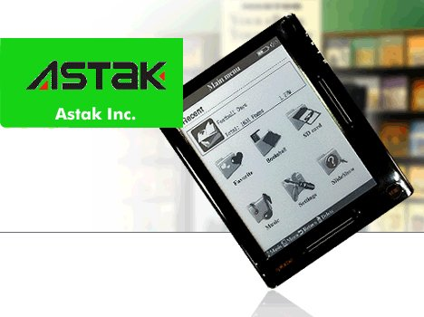 Astak EZ Reader Out This November