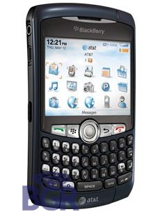 Looking At The BlackBerry 8320 Curve