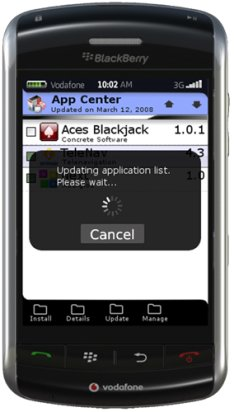 BlackBerry Application Center Could Give App Store A Run For Its Money