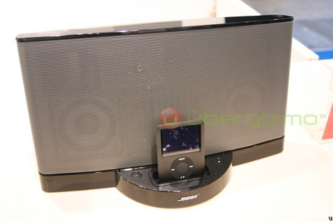 Bose SoundDock II at CEATEC