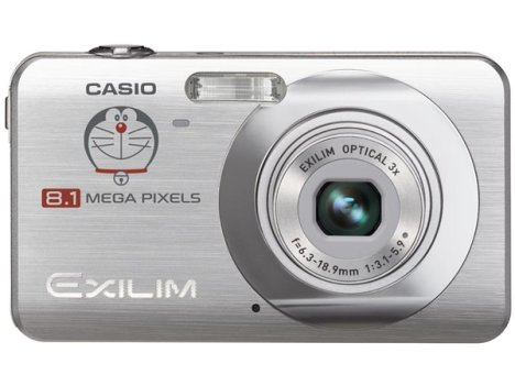 Casio Exilim EX-Z20 Takes Doraemon Path