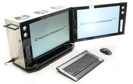 CinematographHD Case Mod Is Awesome
