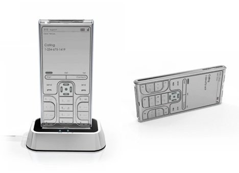 E Ink Cell Phone Concept