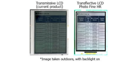 Epson Photo Fine LCDs Target Cell Phone Use