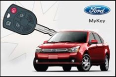 Ford MyKey Technology For Parents