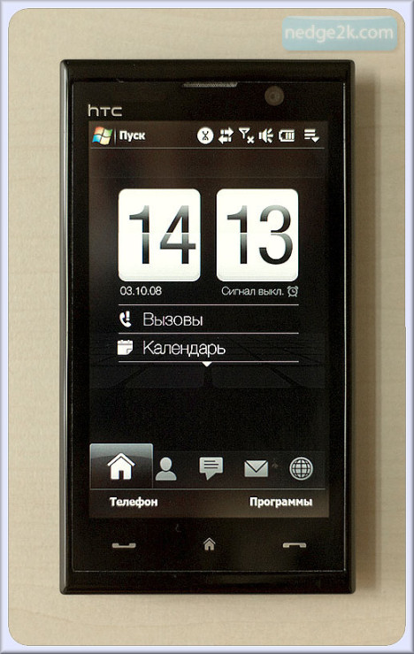 HTC T8290 Offers WiMAX Support