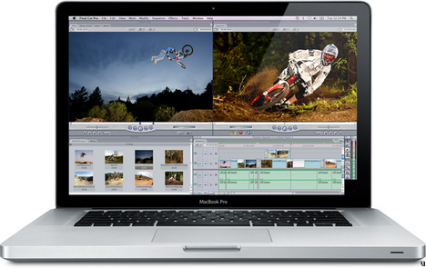 New Macbook Pro Announced! Two NVIDIA GPUs, large glass touchpad are the star of the show