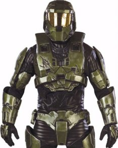 Master Chief Costume Is The Bomb
