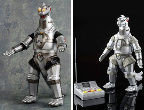 Remote Control Mechagodzilla Targets Kids And Young At Heart