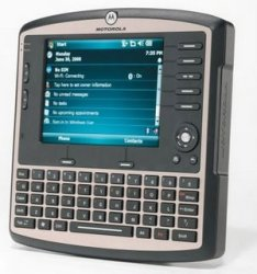 Motorola Industrial PDA Hits The Market