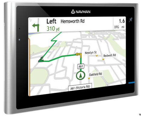 Navman S100  GPS - just launched!