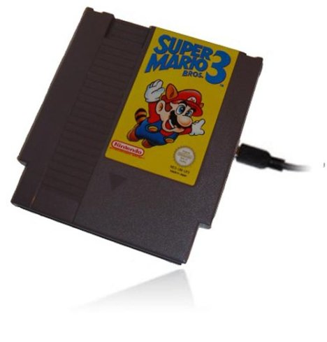 External Hard Drive With SMB3 On It