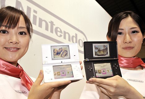 the Nintendo DSi is not going after the iPhone - duh!