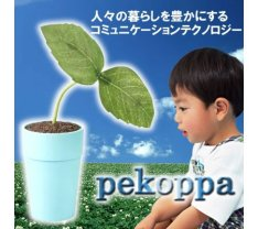 Sega Toys Robotic Plant Meant To Soothe