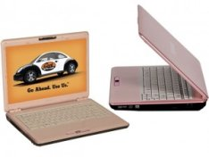 Pink Toshiba Portege Supports Breast Cancer Foundation