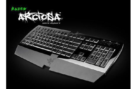 Razer Lycosa And Arctosa Keyboards Announced