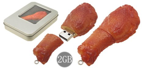 BBQ USB Flash Drive