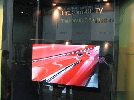Samsung Parades Wide Range of Displays
