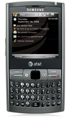 Samsung Epix From AT&T