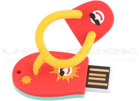 Sandal USB 2.0 Flash Drive