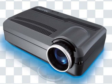 Scitec VLP-100 Mini Projector