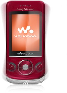 Sony Ericsson W760a Walkman Phone From AT&T
