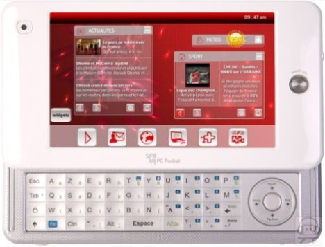 M! PC Pocket Launched By SFR