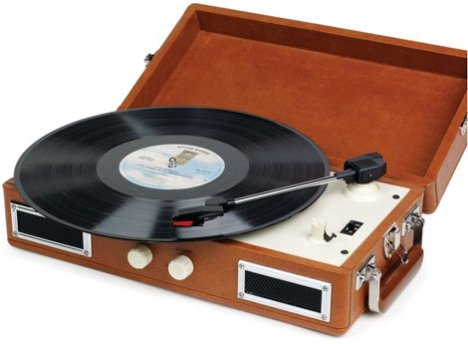 Smallest Turntable In The World?