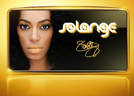 Solange Pre-loaded Zvue