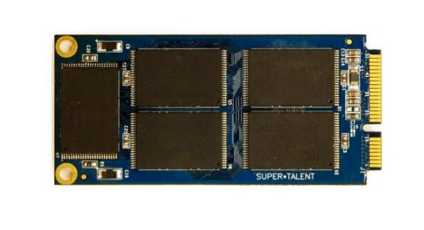 Super Talent Offers SSDs Just For Asus Eee PCs