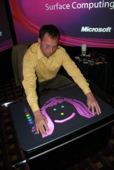 Microsoft Surface SDK Coming Out