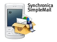 Synchronica SimpleMail Brings Push Email To Entry Level Phones