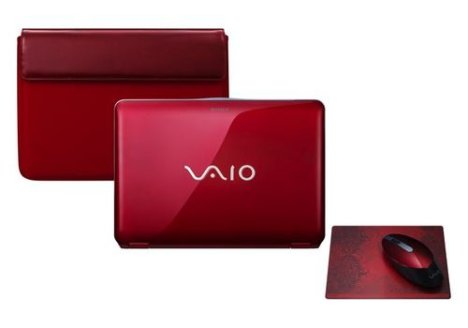 Sony Vaio AW Desktop Replacement Notebook Hits Europe