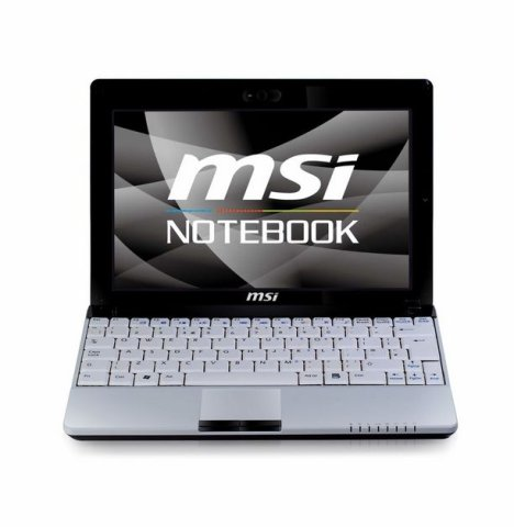 MSI Wind U120 Snapped