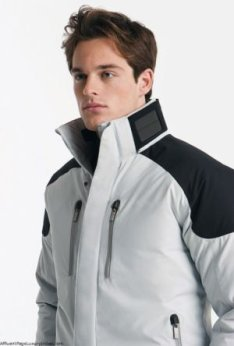 zegna solar jacket Solar Powered Clothing