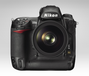 Nikon D3x - Images Officielles