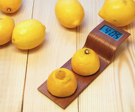 Citrus Clock Loves Its Vitamin C