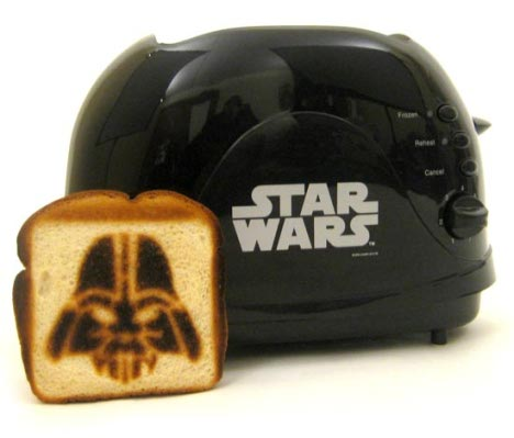The Dark Side of the Toast