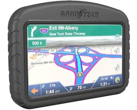 Five Goodyear GPS Models Coming