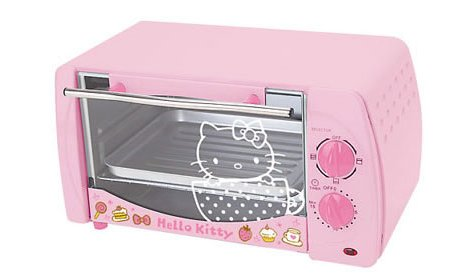 Hello Kitty Oven Toaster