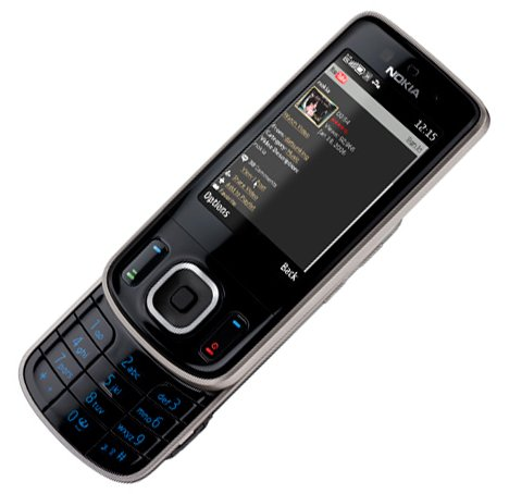Nokia 6260 Slide Unveiled